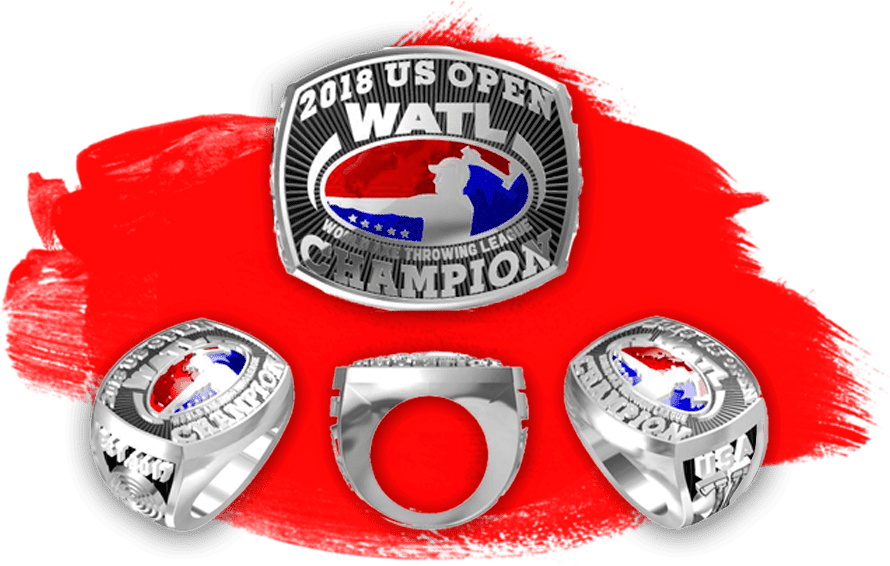 US Open Ring