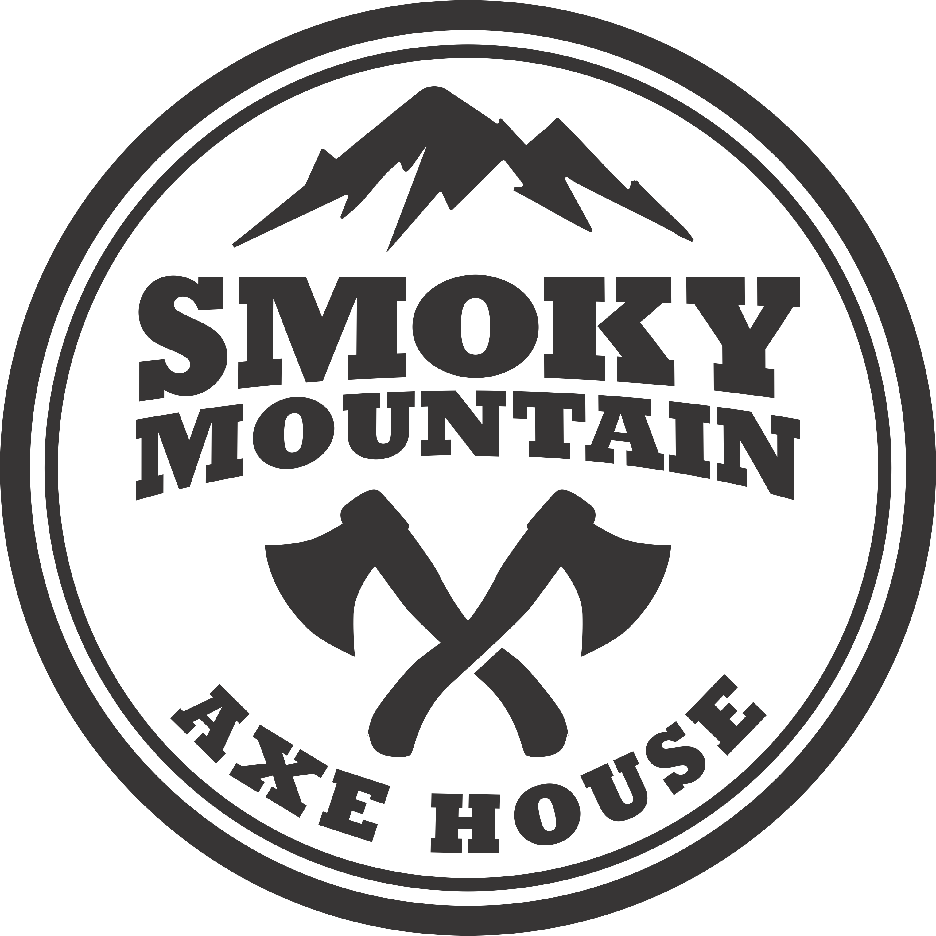 Smoky Mountain Axe House