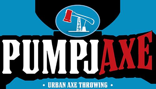 PUMPJAXE Urban Axe Throwing