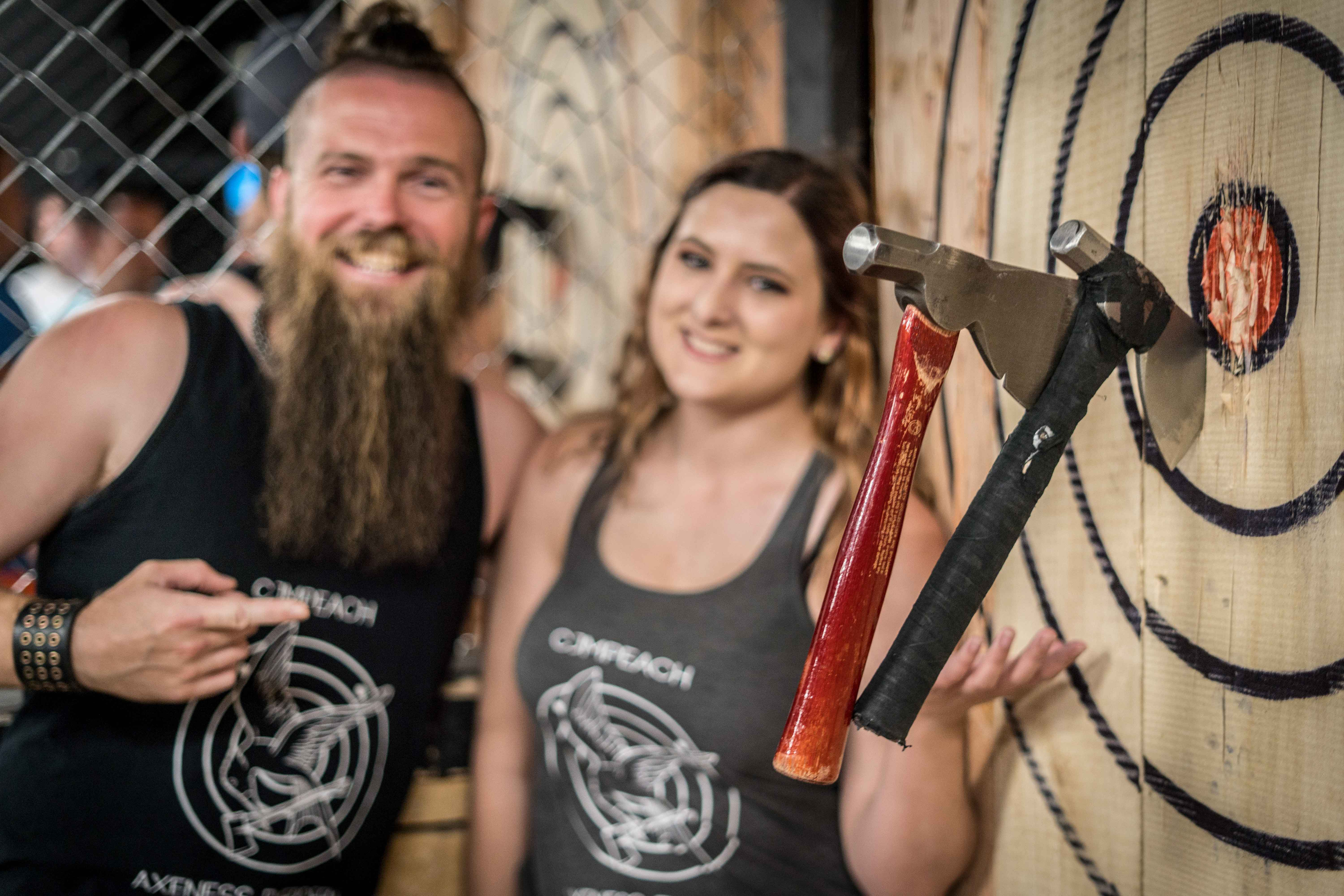 How To Get Better At Axe Throwing