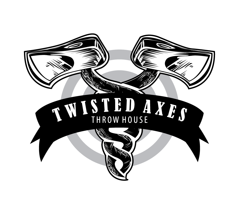 Twisted Axes Throw House