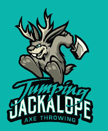 Jumping Jackalope Axe Throwing